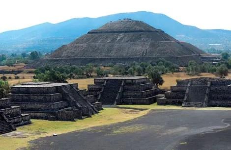 Pirâmides de Teotihuacan: Tour pelas ruínas no México