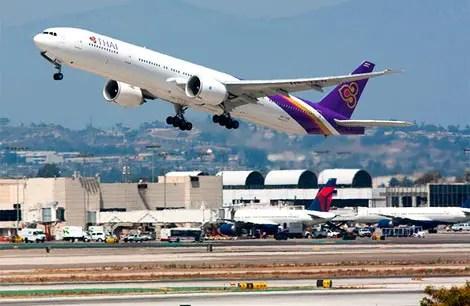 Como é voar Thai Airways, companhia aérea da Tailândia