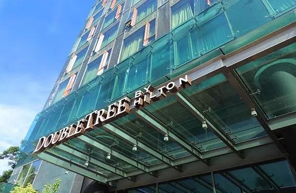 Dica de hotel em Zagreb, Croácia: DoubleTree by Hilton