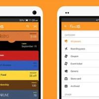 Passbook para Android: Qual aplicativo usar para reunir seus cartões de embarque?