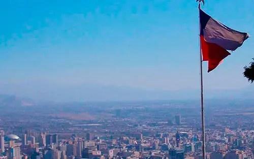 Cerro San Cristóbal: Vista incrível de Santiago