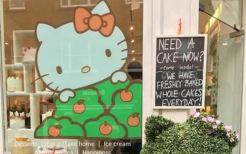Chá da tarde da Hello Kitty pode custar mais de R$ 200
