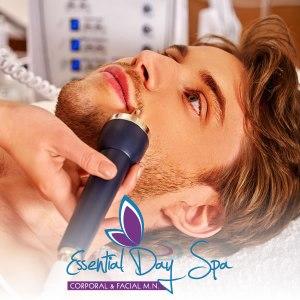 Tratamiento anti acné con peeling ultrasónico