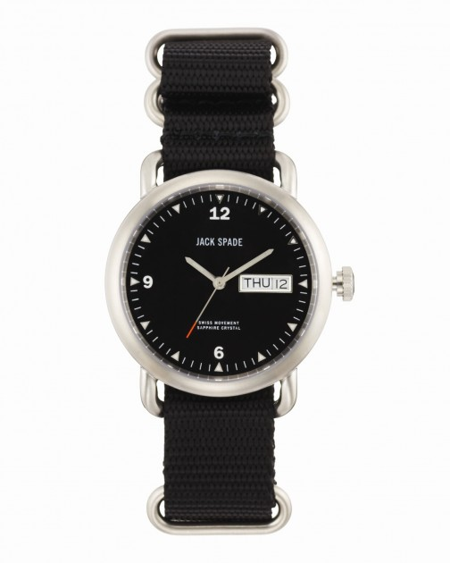 Jack Spade Men's Watches First Collection