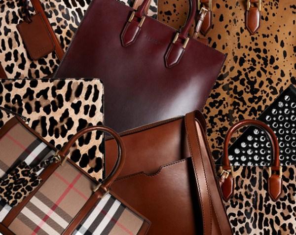 Burberry Zebra Bag
