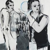 Western Bubble IV, 100 160 cm, 2013