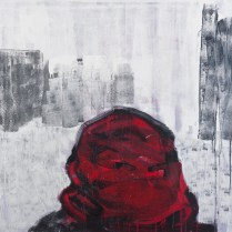 Under Cover II, 110 x 120 cm, 2013