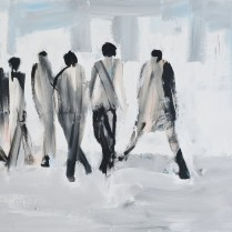 Business As Usual I, 90 x 180 cm, 2010