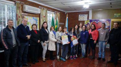 Alunos recebem prêmios de Concurso sobre Educação Fiscal