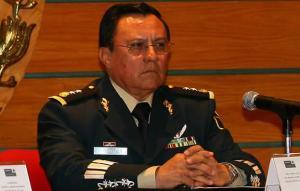 General Luis Oliver Cen. Foto: Especial