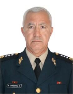 General Noé Sandoval Alcázar. Foto: Sedena