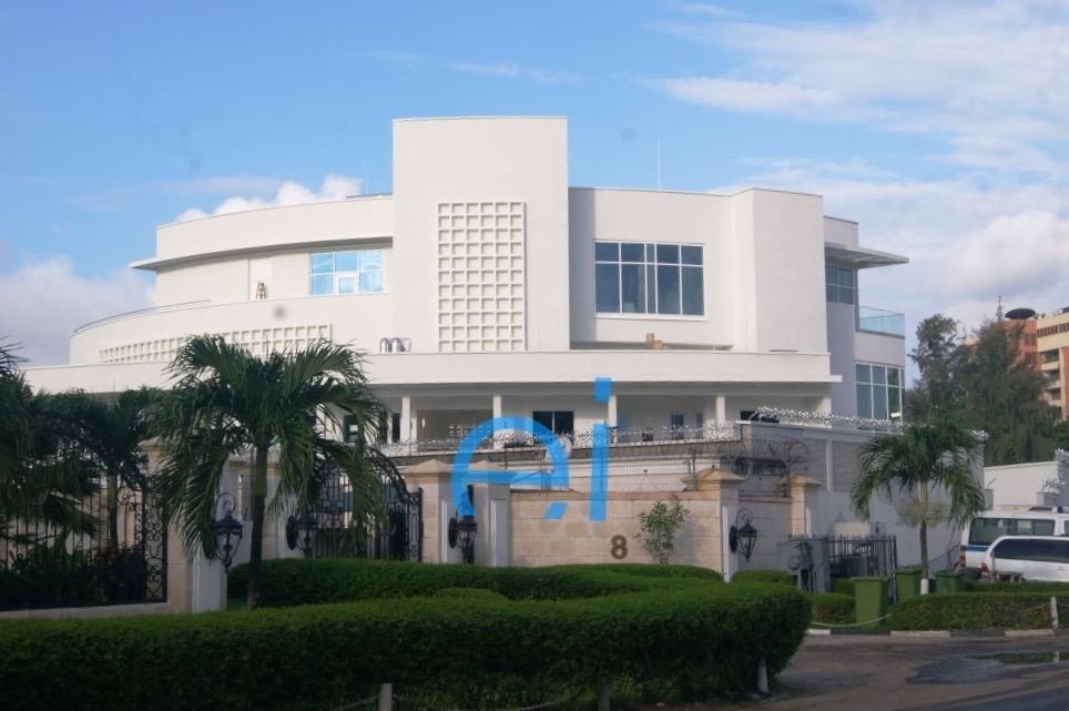 Residential Real Estate Development : Updated floor luxury residential development on ikoyi