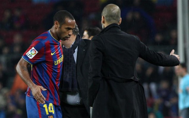 Henry reveals the five key points of 'Guardiola method'