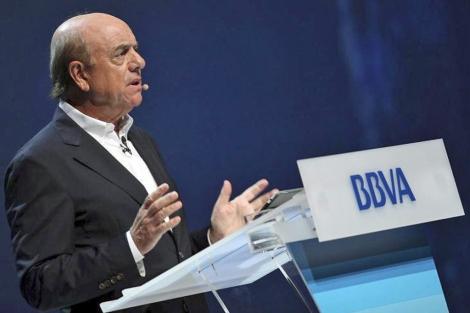 Francisco González, presidente de BBVA. | EL MUNDO