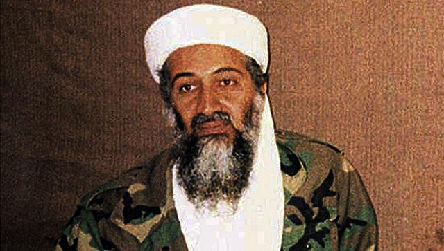 Osama bin Laden. | Ap
