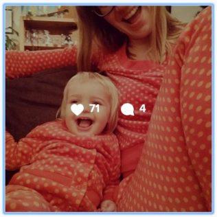 matching pyjama's van eskimo voor kinderen en volwassenen