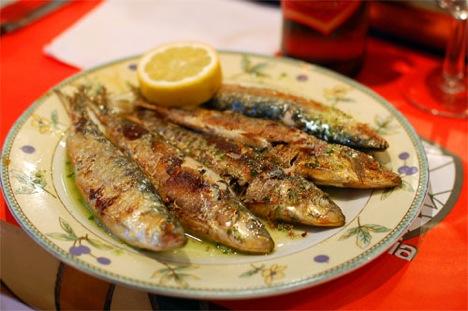 Es la sardina el pescado perfecto - Como cocinar sardinas ...