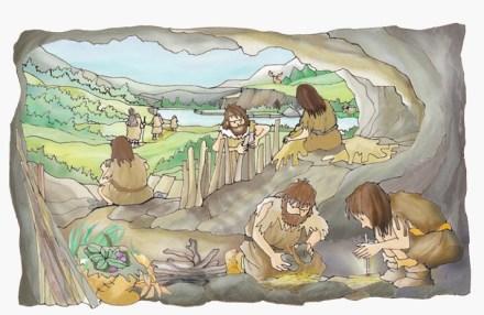 Paleolitico cueva