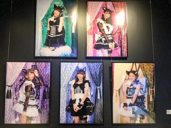 「完全なるアイドル」のメンバー個別アーティスト写真