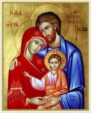 La Sagrada Familia de Nazareth
