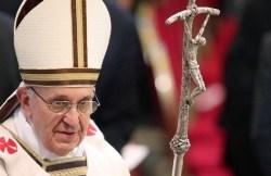 S.S. Francisco I, Papa Bergoglio