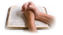 Oración y Biblia