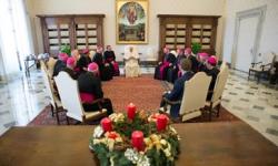 Conferencia Episcopal Suiza en el Vaticano