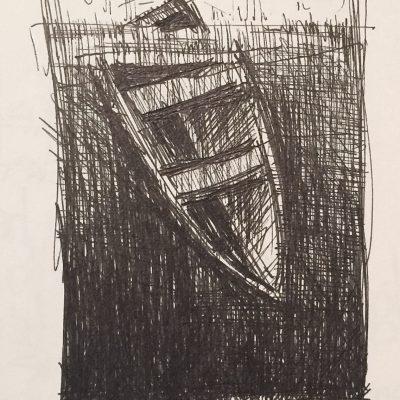 Study for Drunken Boat
