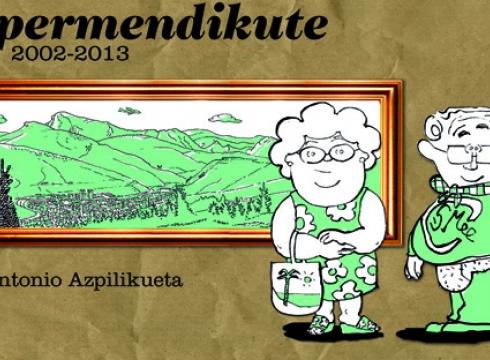 """Azpilikuetak  """"Supermendikute  2002-2013""""  liburua  aurkeztuko  du  datorren  astean"""