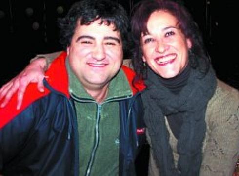 """ROSA  MARTINEZ-ALCOCER:  """"Antzerkiaren  pozoia  barrenean  daramat"""""""
