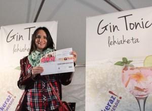 Gin Tonic Patricia Feijoo