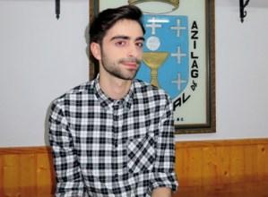 """Julen Pato (Galiziako As Burgas kultur etxekoa): """"Galiziako kultura Euskadin ezagutzera eman nahi dugu"""""""