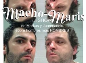 """""""Macho-maris"""",  maskulinitateari  buruzko  umorezko  ikuskizuna  barixakuan  Portalean"""