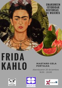 Emakumeen  istorioak:  Frida  Kahlo