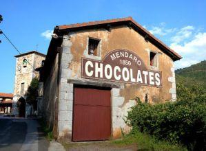 Mendaroko  Txokolate  Fabrikara  irteera