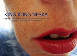 "Antzerkia: ""Chica King Kong"" @ Portalean"