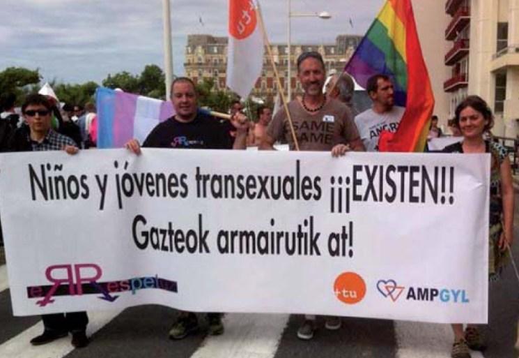 Gehitu,  EH-ko  lesbiana,  gay,  transexual  eta  bisexualen  elkartea