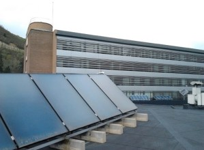 Energia berriztagarriak zuzenean eta modu praktikoan ezagutzeko saioak antolatu dituzte Ingeniaritza Eskolan