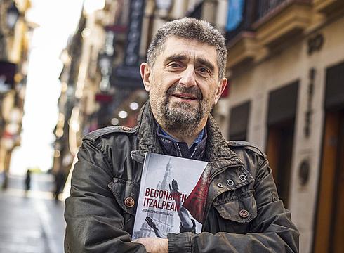 """Jose  Inazio  Basterretxearen  """"Begoñaren  itzalpean""""  liburuarekin  hasiko  da  aurtengo  """"Harixa  Emoten"""""""