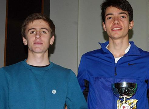 Klub Deportiboko bi atleta Euskadiko txapeldun martxa modalitatean