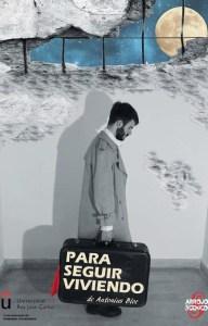 """Antzerkia: """"PARA SEGUIR VIVIENDO"""" (Arrojoscénico) - Antzerki Jardunaldiak @ Hezkuntza Esparruan"""