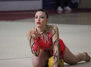 """Ane San Martin (Ipurua taldeko gimnasta): """"Gurea ez da nesken kirola bakarrik"""""""