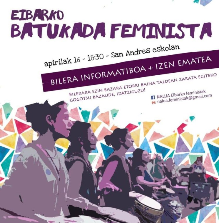 Eibarko Batukada Feminista