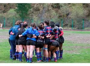 Avia Eibar Rugbyko emakumezkoak historiako partidarik garrantzitsuenaren aurrean