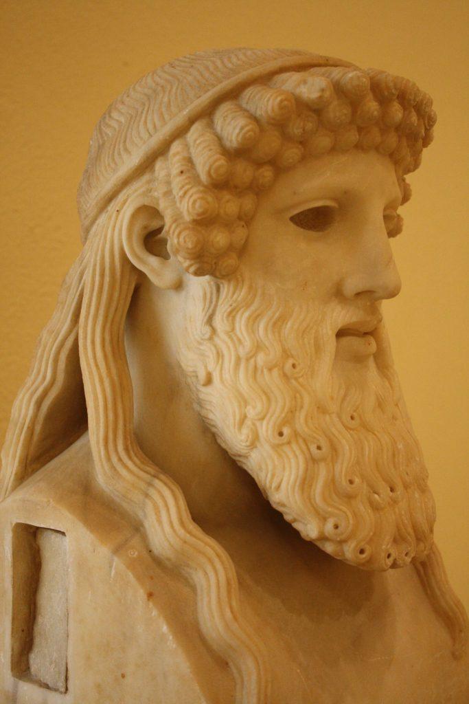 A 1st century BCE Herme.