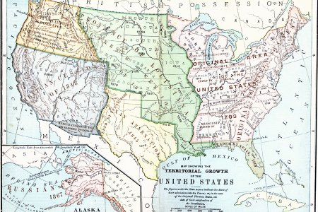 the territorial growth of the united states