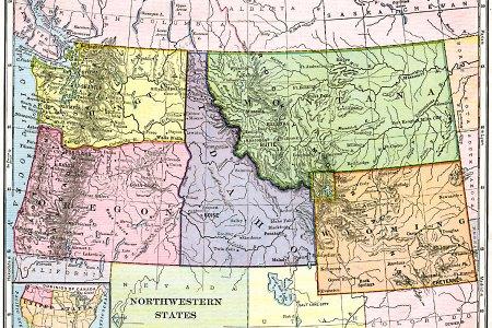 northwestern states