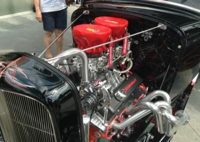 Car Masters Weekend at Downtown Disney Westside
