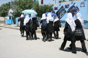 Afghan School Girls