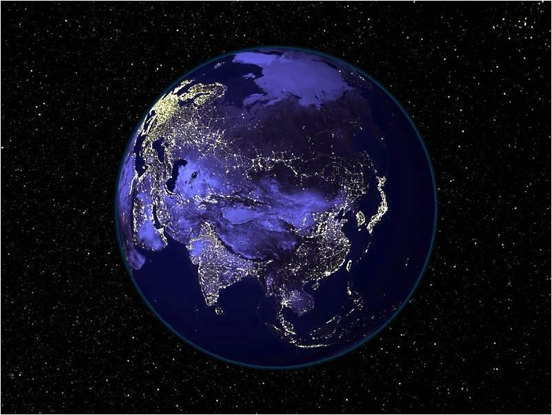 Europa oriental e Ásia